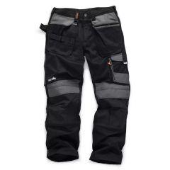 TSCR242P-1-Scruffs-3D-Trousers-Graphite