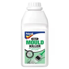 Polycell 3 In 1 Mould Killer 500ml