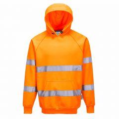 TPPW181P-1-Portwest-Hi-Vis-Hoodie-Orange