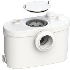 SaniPRO UP En Suite Macerator (WC, Basin, & Shower) - 6006