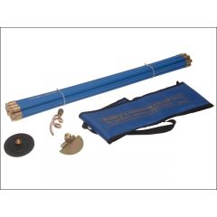 Bailey Universal Drain Rod Set and Bag 5431 (3 Piece)