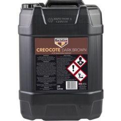 Creocote 20L Dark Brown