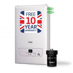 Baxi 824 System Boiler complete with Magnaclean Micro 2 Filter (10 Year Warranty)
