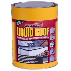 Everbuild Aquaseal Liquid Roof