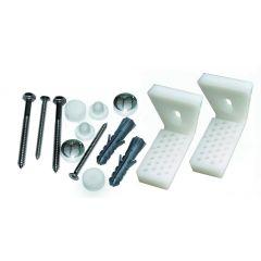 WC/Bidet Side Fixing Set (pair)