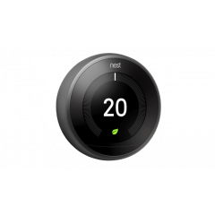 Nest Learning Thermostat - 3rd Generation-Black