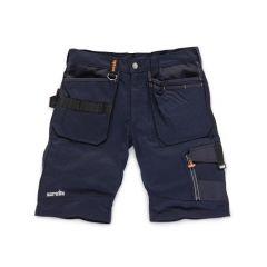 Scruffs Trade Shorts - Blue