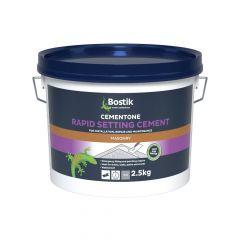 Cementone Waterproof Rapid Setting Cement 2.5kg