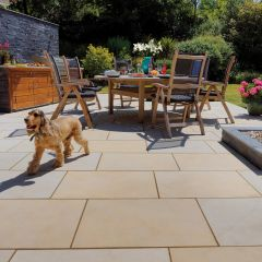 Regal Summit Contemporary Paving Pack (20mm Sawn)
