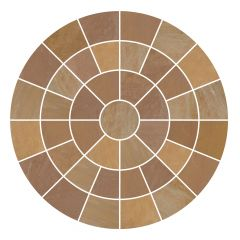 Modak Circle Feature Paving Pack