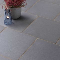 Deckstone Nero Simply Porcelain Paving Pack