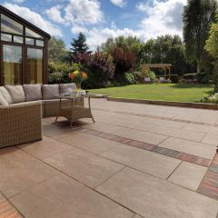 Sunset Dolomite Porcelain Paving Pack