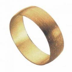 Brass Compression Olives 8mm (Pack of 10 90001307)