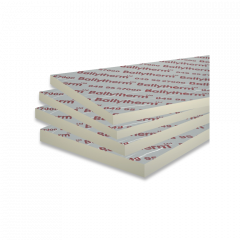 Ballytherm BTF Polyiso Insulation Board 2400x1200x120mm