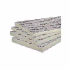 BTCW Polyiso Cavity Wall Board 1200x450x100mm