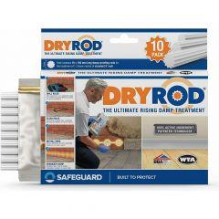 Dryrod Damp Proofing Rods (Box of 10) - DM-DRYRODSPACK