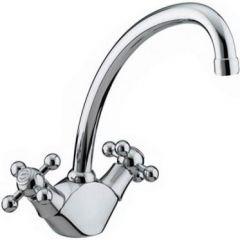 Bristan Regency Easyfit Monobloc Kitchen Sink Mixer Tap Chrome RG SNK EF C