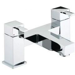 Bristan Quadrato 2Th Bath Filler Qdbfc
