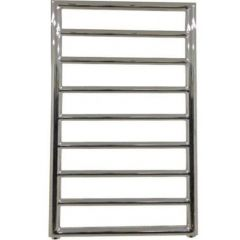 Vogue Smooth Towel Rail Chrome 800x400mm