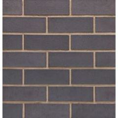 Blue Perforated Engineering Brick manufactured by Wienerberger 65mm - K20965
