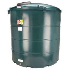 Deso V5000BT Bunded Oil Tank - No Gauge