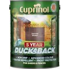 Cuprinol 5 Year Ducksback Red Cedar 5L
