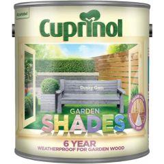 Cuprinol Garden Shades 1 Litre Dusky Gem
