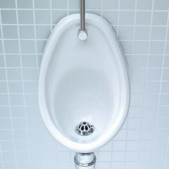 Lecico Plastic Urinal Dome Waste Urdwp
