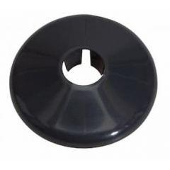 Talon Pipe Collar Anthracite Grey 15mm - PCAG15