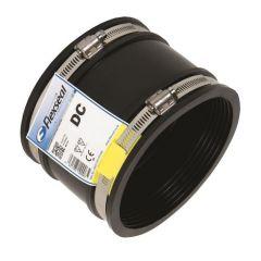 Flexseal Rubber Pipe Coupling 135-150mm DC150