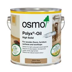 Osmo Polyx-Oil Effect Raw Wood Oil 3044 transparent