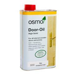 Osmo Door Oil – Raw Matt (1L) – 3033