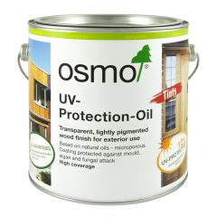Osmo UV Protection Oil Wood Tints
