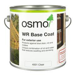 Osmo WR Base Coat – Clear – 4001