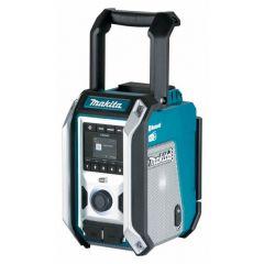 Makita Site Radio Multi-Volt CXT/LXT DAB Bluetooth Radio - DMR115