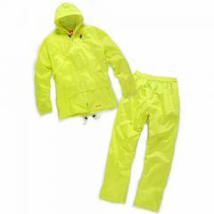 Scruffs Rainsuit Yellow - T54555