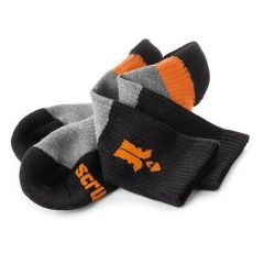 Scruffs Trade Socks 3 Pack