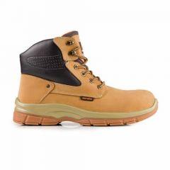 Scruffs Hatton Safety Boots Tan