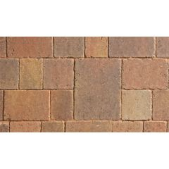 Marshalls Drivesett Tegula Original Block Paving-Autumn-120x160x50mm