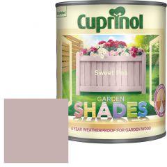 Cuprinol Garden Shades 1 Litre Sweet Pea
