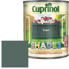Cuprinol Garden Shades 1 Litre Sage