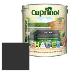 Cuprinol Garden Shades Black Ash 2.5 Litres