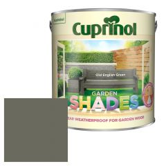 Cuprinol Garden Shades Old English Green 2.5 Litres