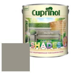 Cuprinol Garden Shades Olive Garden 2.5 Litres
