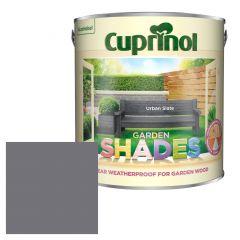 Cuprinol Garden Shades Urban Slate 2.5 Litres