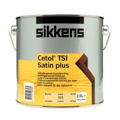 Sikkens Cetol TSI Satin Plus interior varnish - Colourless (2.5L)