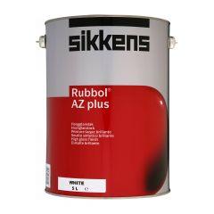 Sikkens Rubbol AZ Plus exterior white paint 5L
