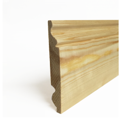 Dual Softwood Skirting Torus/Ogee