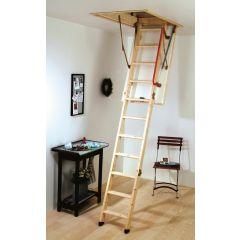 Eco S Line Timber Loft Ladder 345345