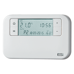 ESI Programmable RF Room Thermostat
